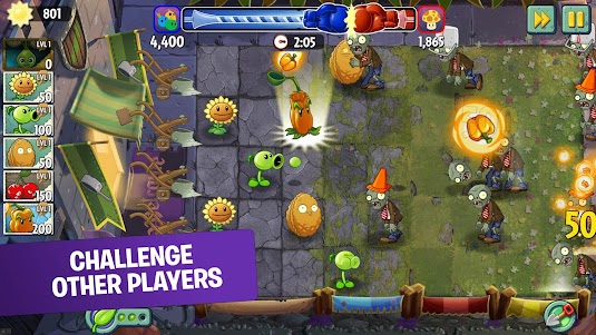 Plants vs. Zombies 2 Free 7.0.1 screenshot 3