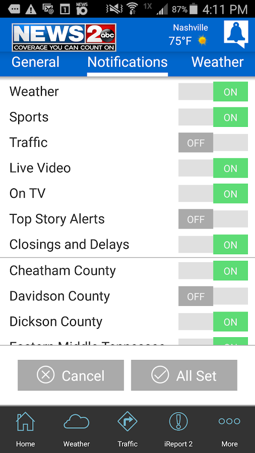 WKRN | Nashville's News 2 5 21 4 APK Download - Android News