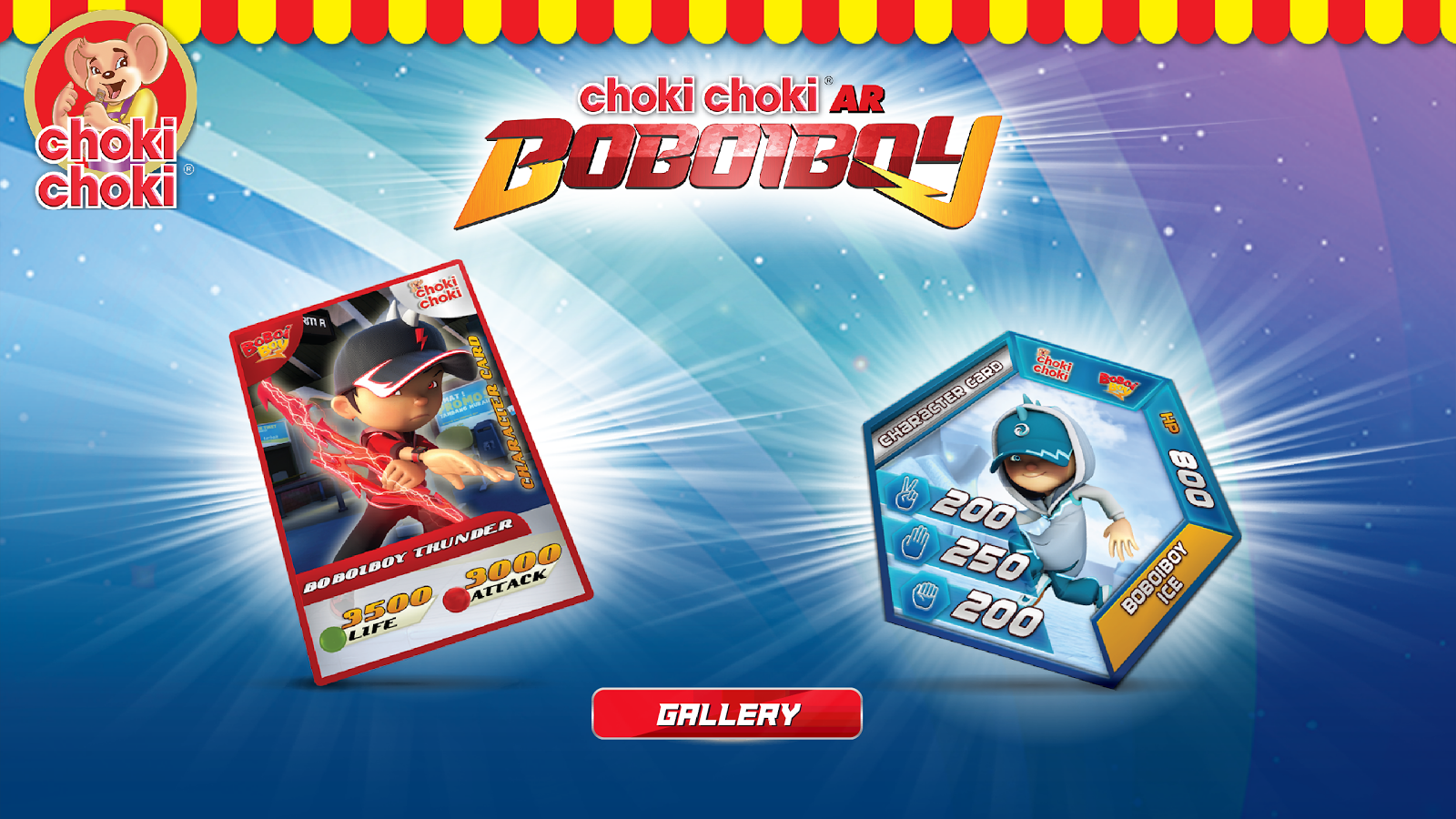 Choki Choki Ar Boboiboy 190 Apk Obb Data File Download