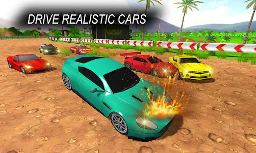 Destruction Car Derby Race 1.1 screenshot 1