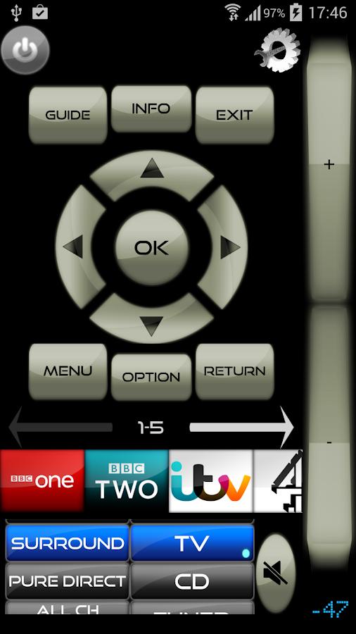 Remote for Virgin Media+TV+DVD Cow V3 44 APK Download - Android