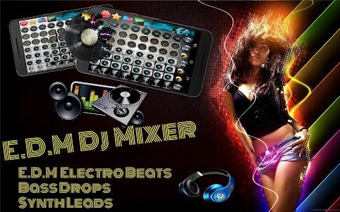 E.D.M Electro House Dj Loops 3.0 screenshot 1