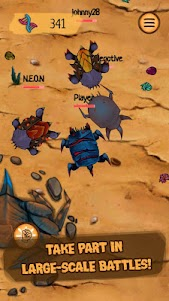 Spore Monsters.io 2 - Legacy Grind 1.2 screenshot 11