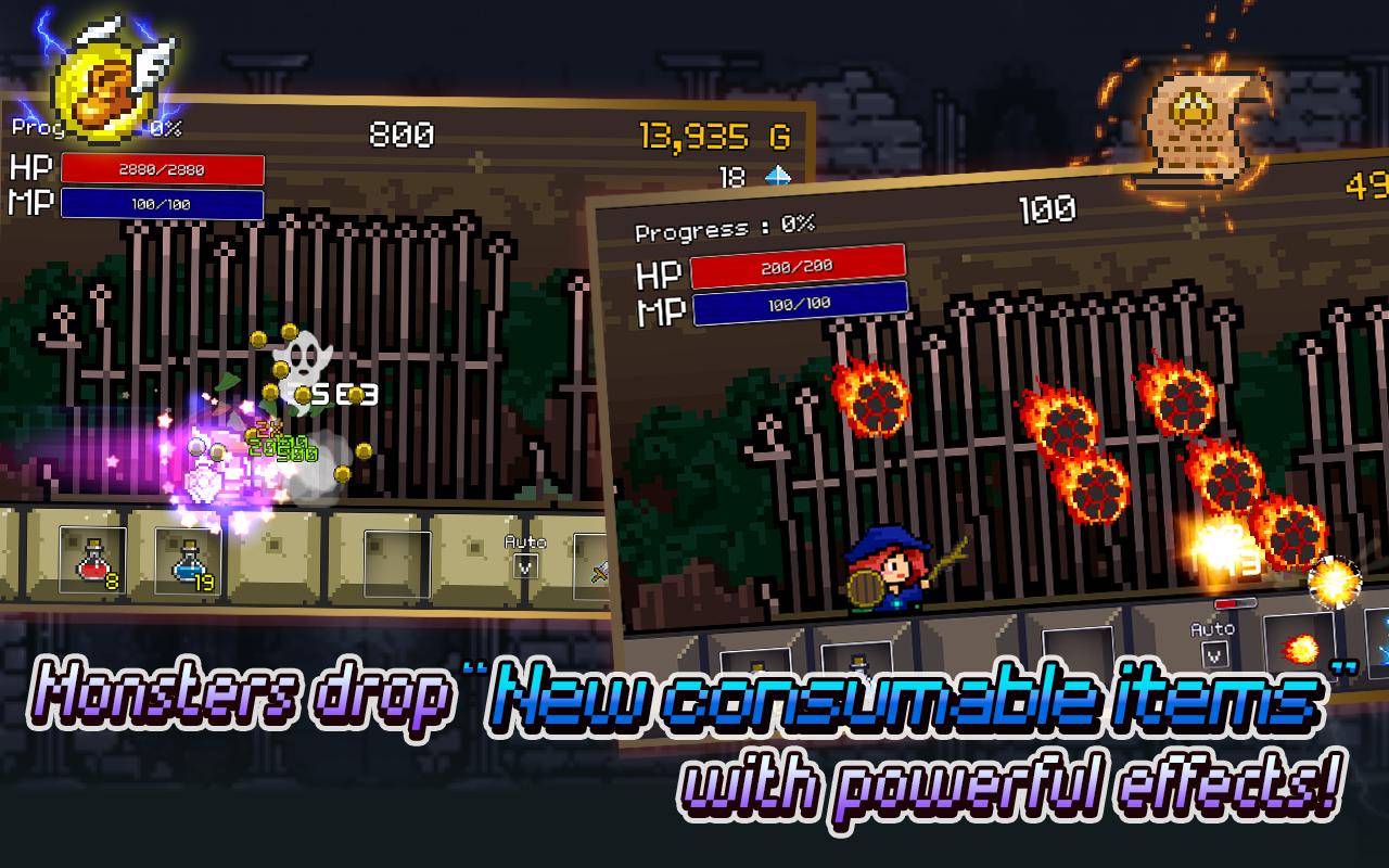 Buff Knight Advanced! - Retro RPG Runner 1 1 4 APK Download