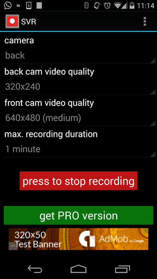 Spy Video Recorder 3 0 1 APK Download - Android Media