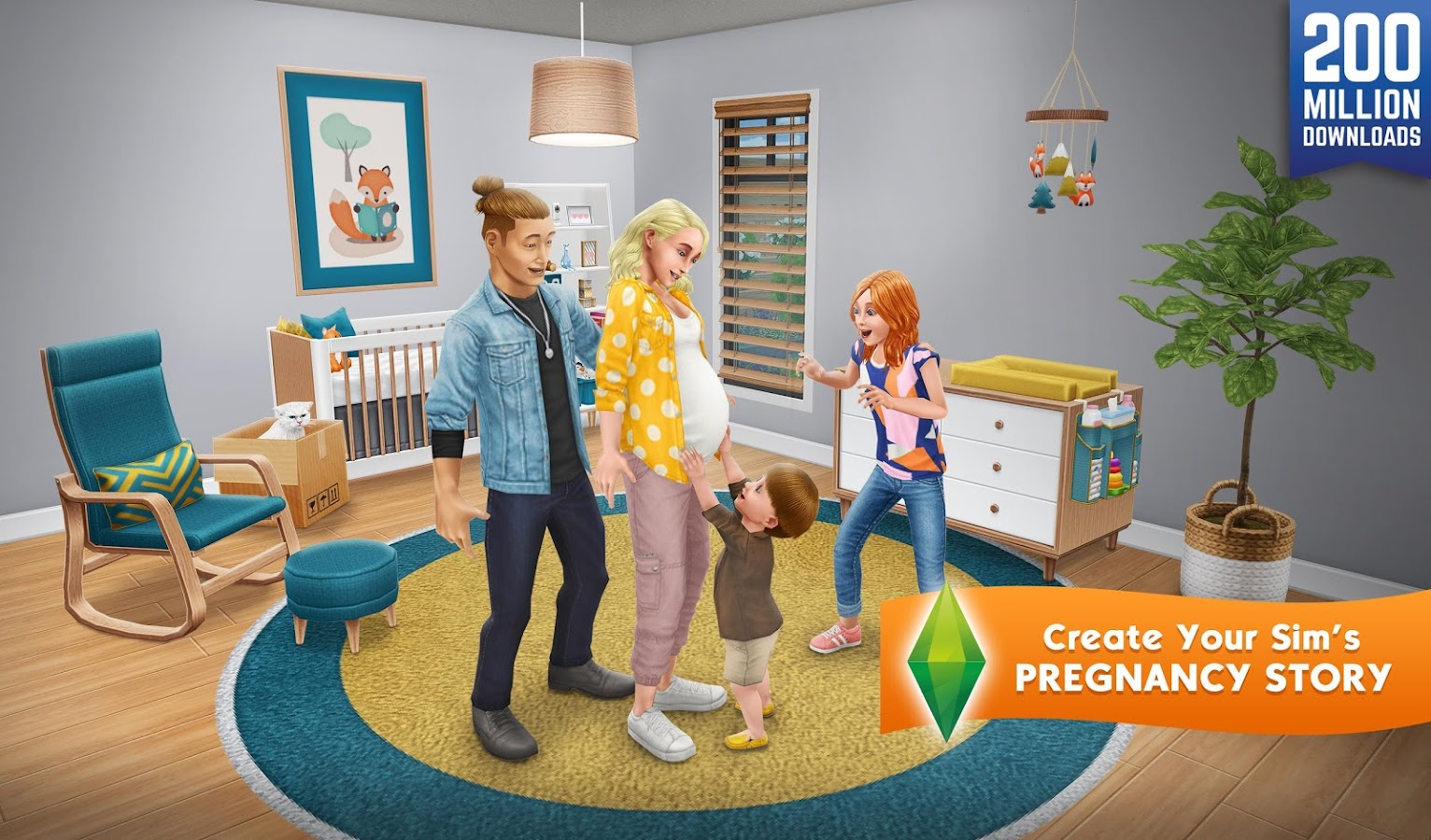 Astounding The Sims Freeplay 5 48 1 Apk Download Android Simulation Games Download Free Architecture Designs Viewormadebymaigaardcom