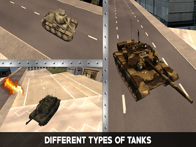 Flying War Tank Simulator 1.0 screenshot 11