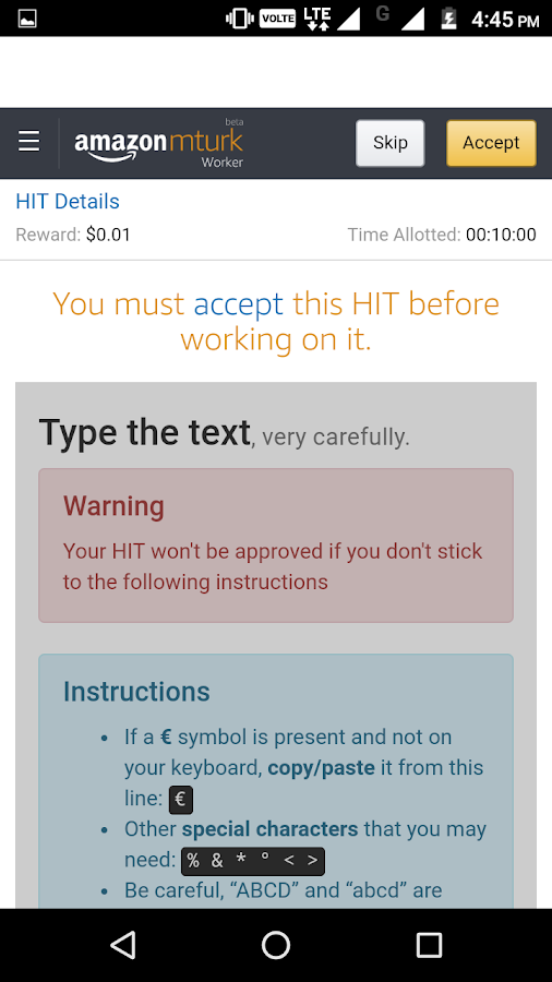 Mturk-Worker 1 0 APK Download - Android Tools Apps