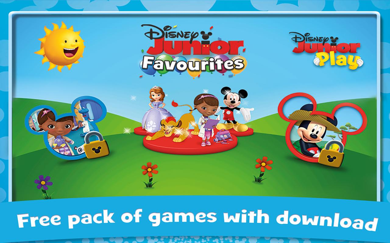 Disney Junior Play 140 Apk Download Android Educational Games
