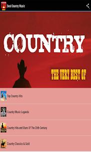 Best Country Music 2.0 screenshot 1
