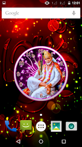 Shirdi Sai Baba Clock 1.1 screenshot 2