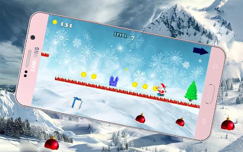 Noël skiing adventure 1.0 screenshot 6