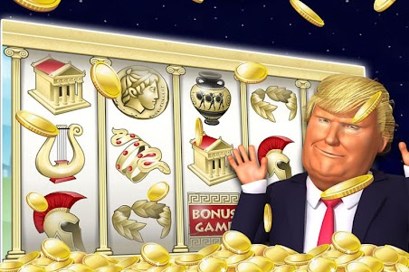 Trump Slots - Huuuuge Wins 1.0 screenshot 3