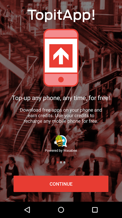 TopitApp Mobile Recharge 1 40 APK Download - Android Tools Apps