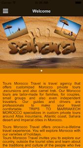 Tours Morocco Travel 1.0 screenshot 2