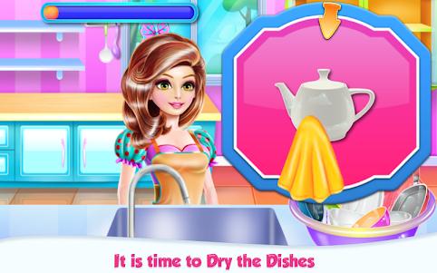 Princess House Hold Chores 1.0.5 screenshot 7