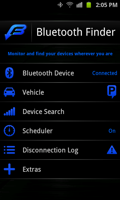 Bluetooth Finder APK Download - Android Productivity Apps