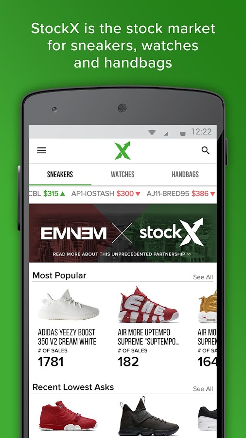 com stockx stockx 4 1 3 APK Download - Android cats  Apps
