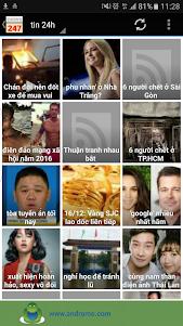 tin the thao news24 1.0 screenshot 1