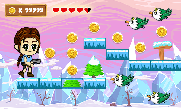 Agent Lara Adventure Raider 6 0 APK Download - Android