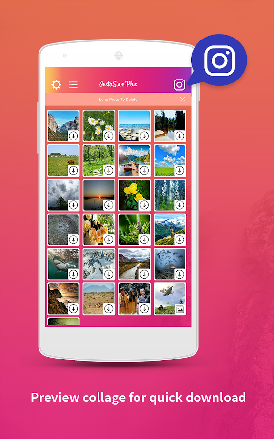 Instasave Plus Download Instagram Photo Video
