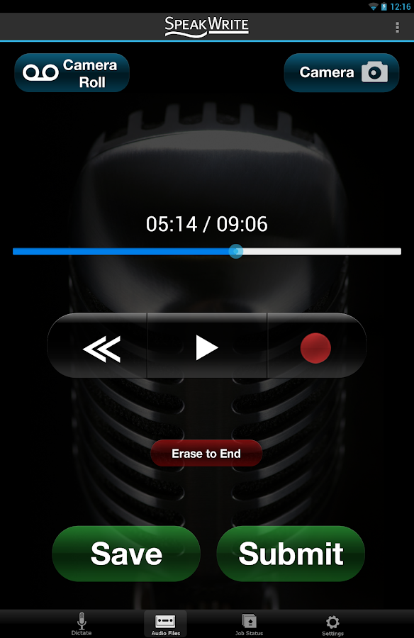 SpeakWrite Recorder apk