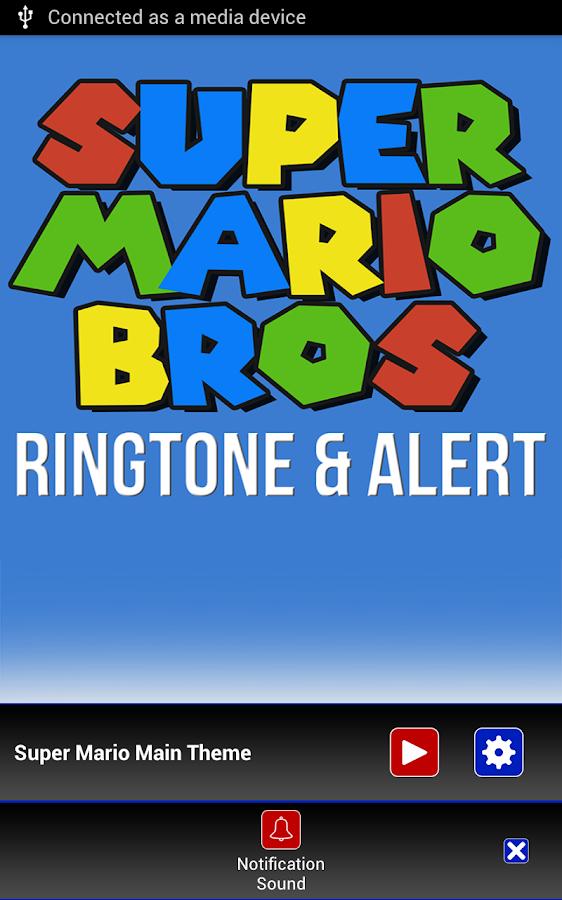 Super Mario Bros Ringtone 1 2 APK Download - Android Music