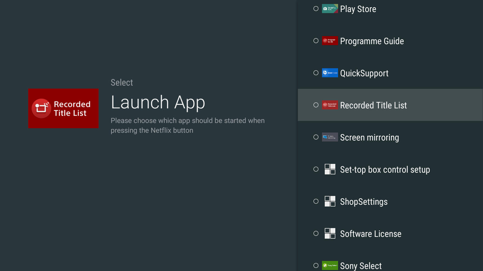 App Starter for Netflix Button 0 2 0 APK Download - Android Tools Apps