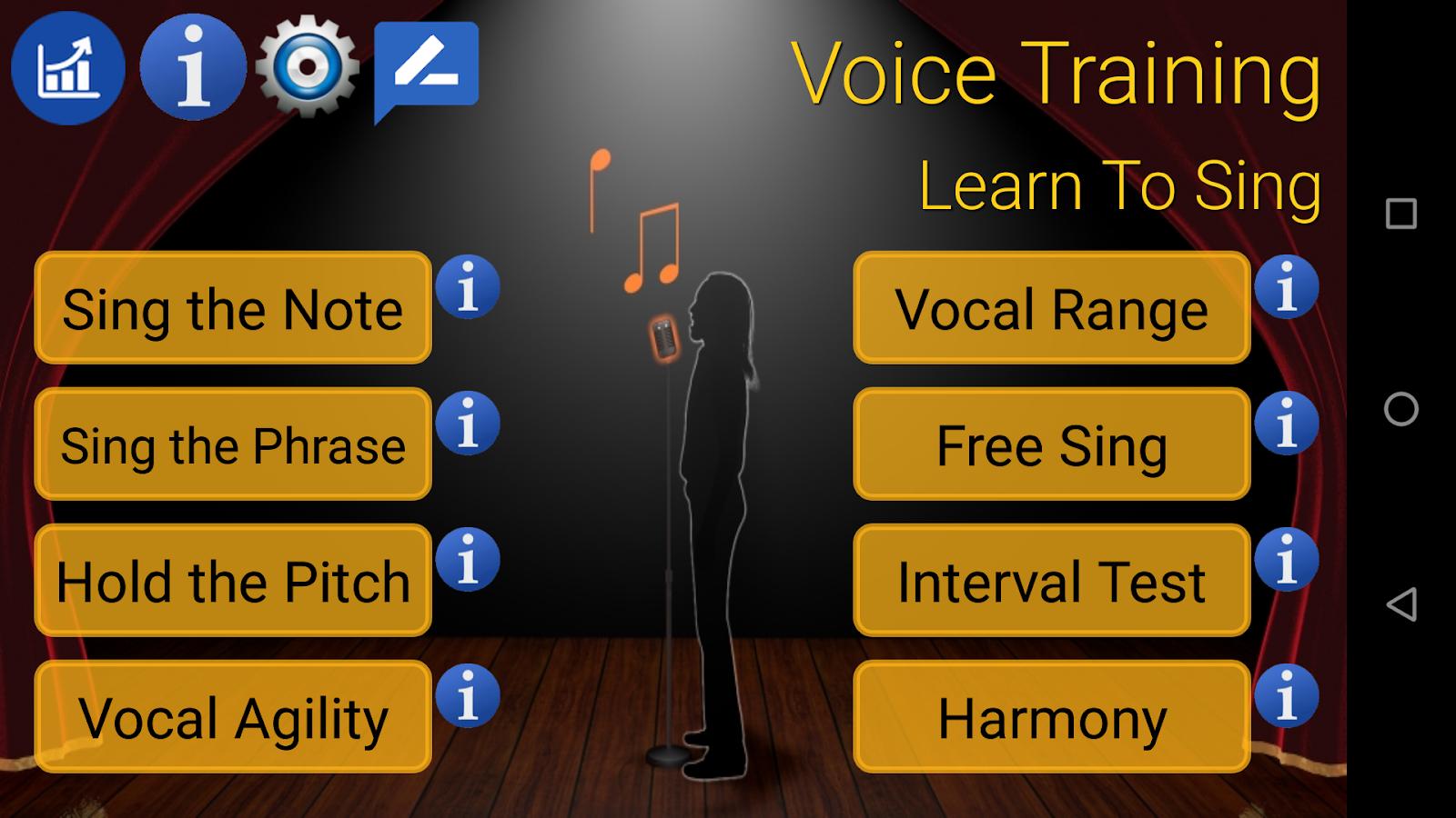 the voice singing app apk