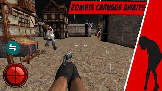 Zombie Rampage Hunter 1.0.1 screenshot 3