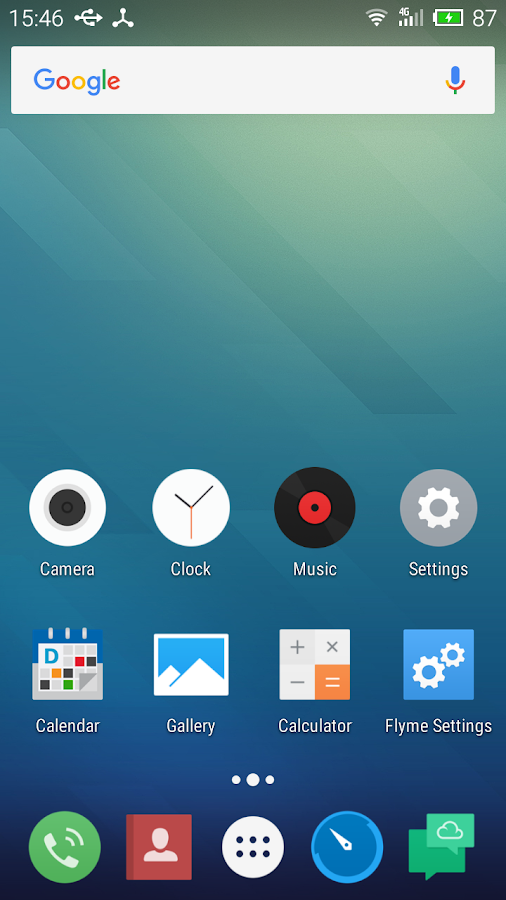 Meizu Flyme Launcher 1 0 0 APK Download - Android