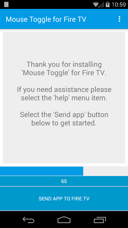 Mouse Toggle For Fire Tv Apk 1 11 Android