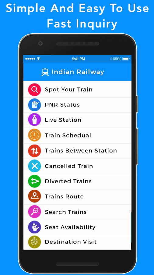 Where is my Train : Indian Railway & PNR Status 1 4 APK