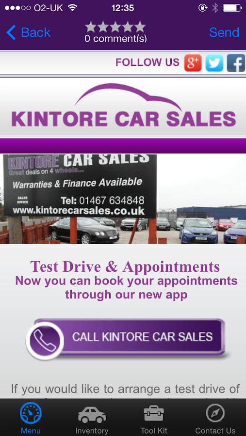 kintore car sales 1 0 apk download android transportation apps. Black Bedroom Furniture Sets. Home Design Ideas