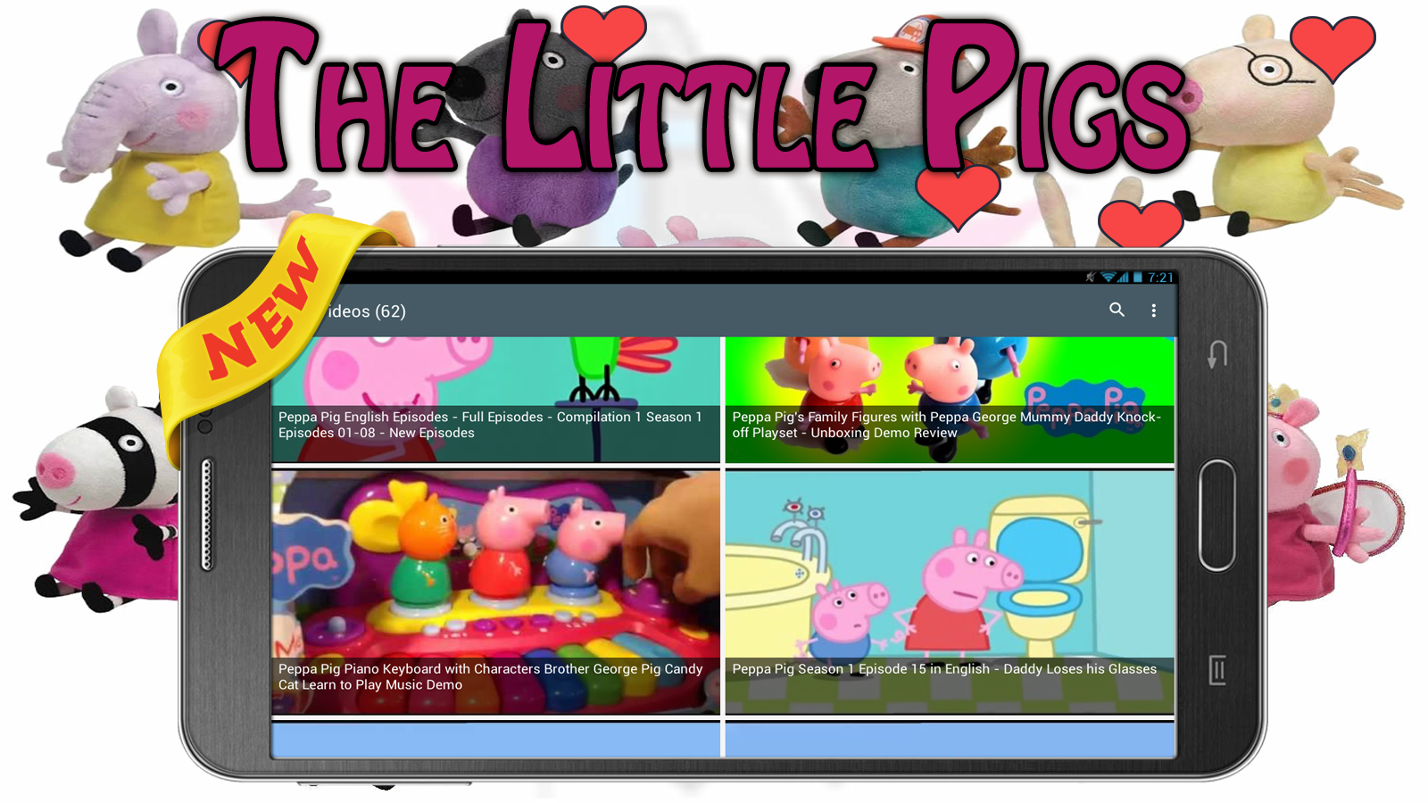 Peppa Pig Episodes English Download