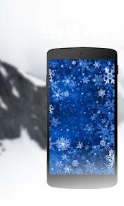 Real snow 1.9.2 screenshot 1