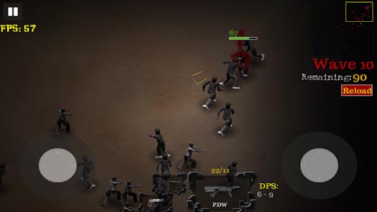 Endless Requiem (Zombies) 0.9.0 screenshot 1