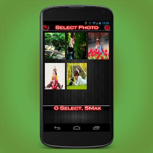 Photo Collage 2.2.0 screenshot 1