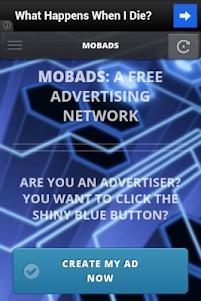MobAds 1.0 screenshot 1