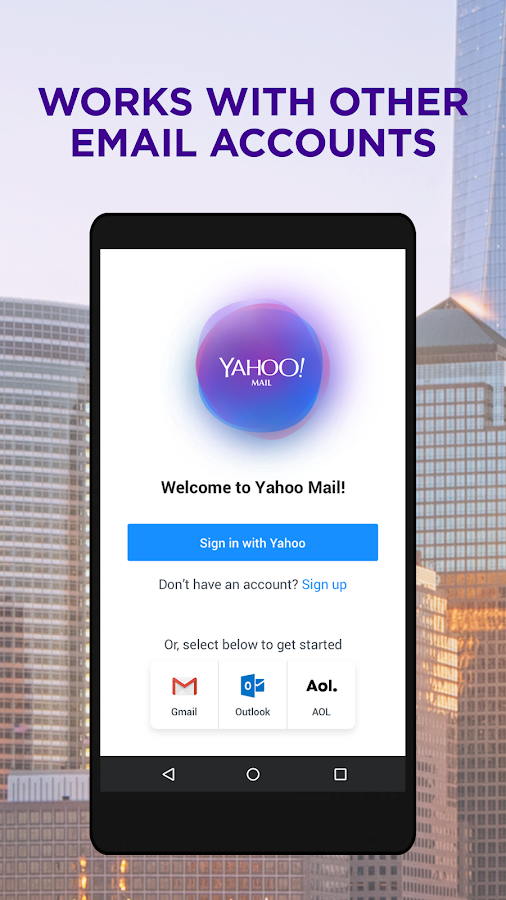 download yahoo mail android apk