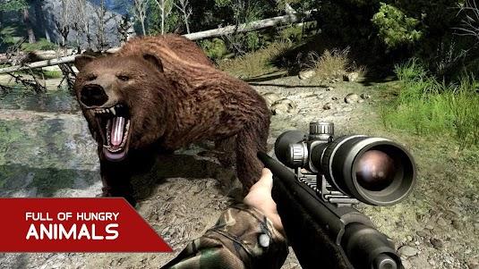 Lion Hunter Wild safari Hunt Deer Sniper Shooter 1.0 screenshot 2