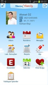 SisoFamily 2.2.0 screenshot 1