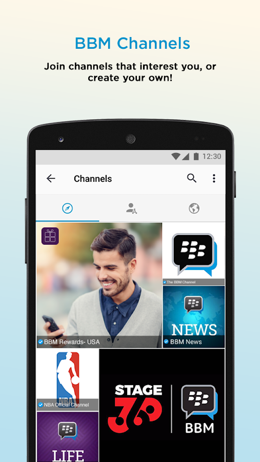 Bbm free calls messages apk download android communication apps bbm free calls messages screenshot 6 reheart Image collections