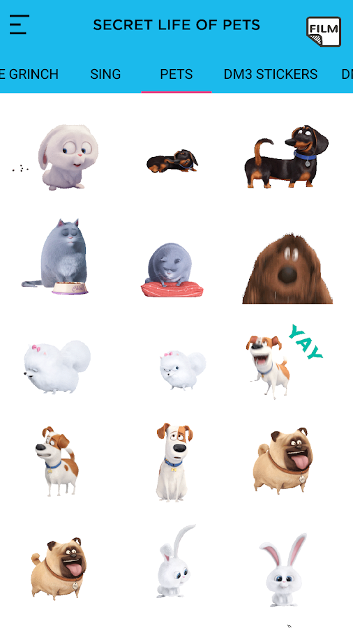 Illumination Stickers 3 6 APK Download - Android
