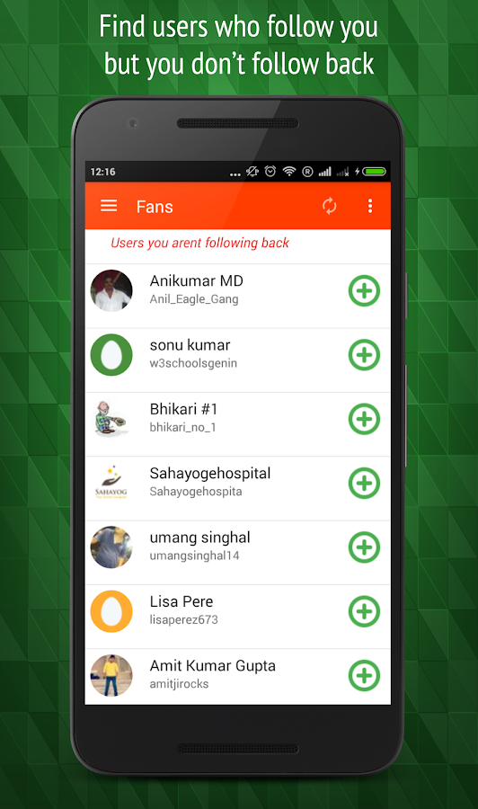 plus Followers for Twitter 1 8 APK Download - Android Social Apps