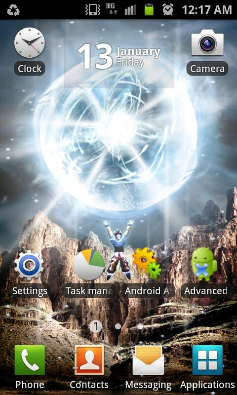 Energy Ball Live Wallpaper 1 2 Apk Download Android