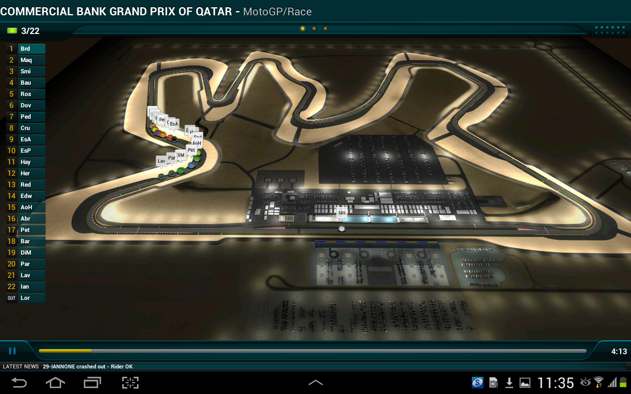 MotoGP Live Experience 2016 1.1.22 APK Download - Android Sports Games