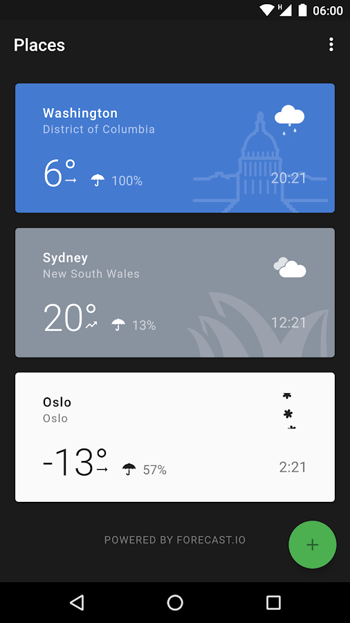 Weather Timeline - Forecast 12 3 APK Download - Android