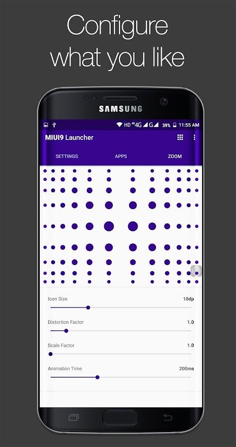 Miui 9 Messaging Apk