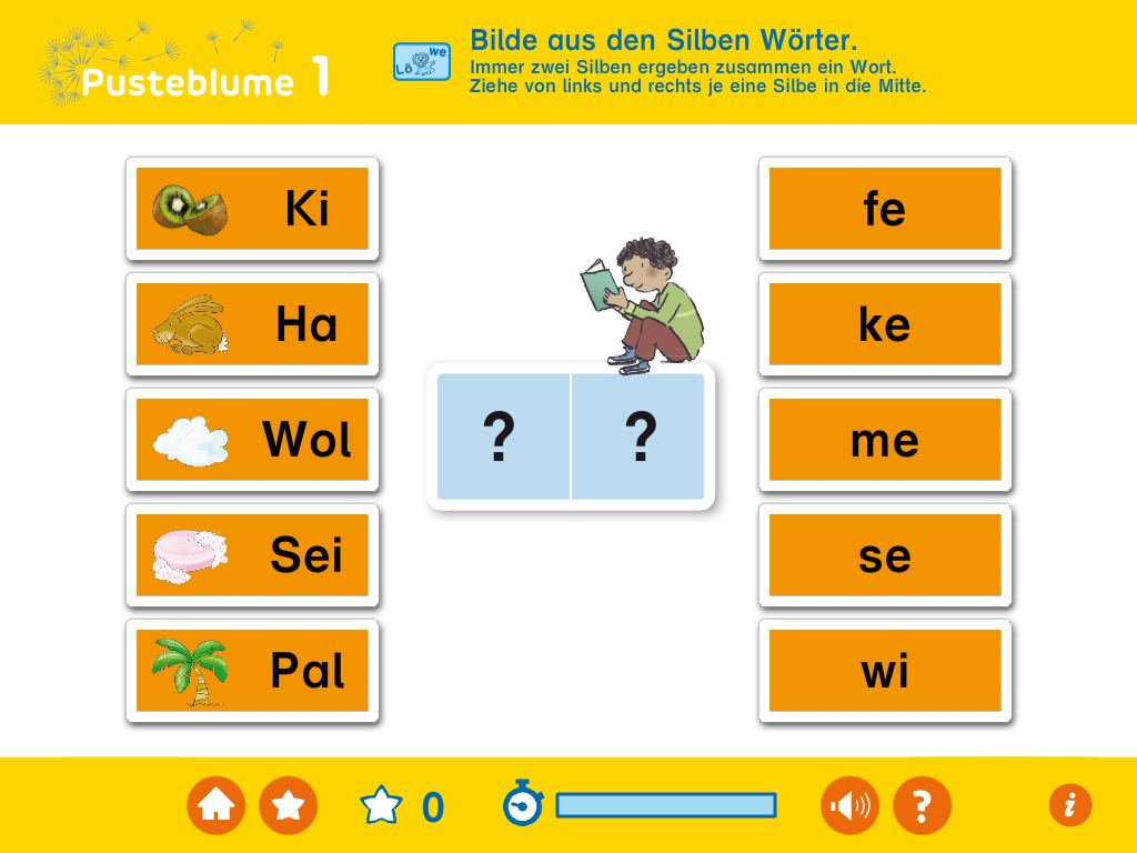 Pusteblume – Deutsch Klasse 1 1.2.0 APK Download - Android ...